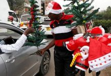 Photos: 2018 Christmas buzz in Africa and across the world