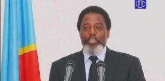 """""""I'll hand over power without regrets""""- Kabila"""