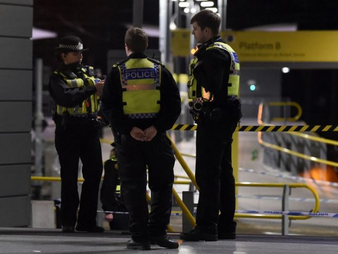 Counter-terror police investigate Manchester stabbings