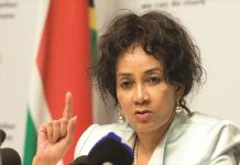 Lindiwe Sisulu lauds DRC for peaceful elections