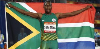 S. Africa sports minister says IAAF wants to violate women's bodies