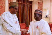 Nigeria's Gov. Lalong, Northcentral Govs, Ruling Party Chairmen, endorsed Buhari's choice for N/Assembly Leadership