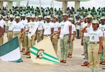 Shun corruption Nigeria's Gov. Lalong tells Corps members