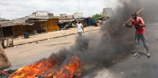 Deaths, ashes in wake of Ivory Coast ethnic violence