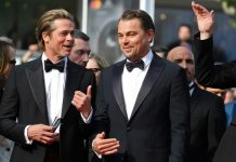 Pitt and DiCaprio: Hollywood heartthrobs who push their limits