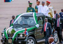 Nigeria's Buhari sworn in amid criticism