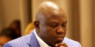 Nigeria's Gov. Ambode absent at successor's inauguration as Lagos Gov.
