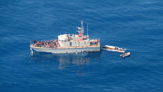 Boat with rescued migrants blocked from Tunisia