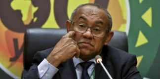 Ahmad Ahmad and a week of negative press for CAF