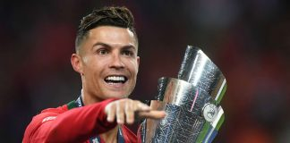 Ronaldo refuses to answer Ballon d'Or questions despite Nations League triumph