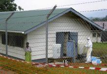 Ebola confirmed in Uganda