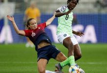 Women's World Cup 2019: Nigeria optimistic ahead of second match