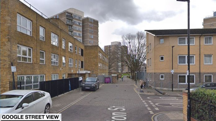 Man stabbed to death in east London
