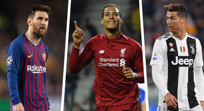 Who will win Ballon d'Or 2019? Van Dijk, Messi, Ronaldo & the favourites, outsiders, underdogs & latest odds