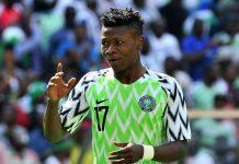 'Get well soon Samuel' - Nigerians offer support to Kalu after collapse