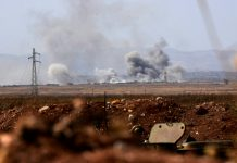 Syria flare-up kills 35 fighters, 10 civillians: monitor