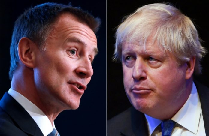 Who will replace Theresa May?