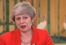Theresa May to tell Russia to 'go down different path' during G20 talks