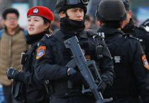 China's police state goes global, leaving refugees in fear