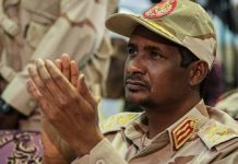 skynewsafrica-Sudan's military leader welcomes power-sharing deal