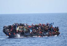 Boat capsizes off Libyan coast, 40 migrants feared dead - U.N.