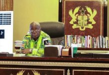 Ghana's head of public procurement suspended for 'selling contracts'