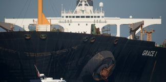 US issues warrant for seizure of Iranian tanker in Gibraltar
