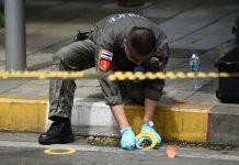 Bombs rattle Bangkok during ASEAN summit, wounding four