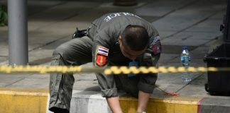 Bombs rattle Bangkok during ASEAN summit, wounding four