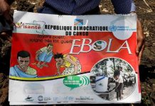 First Ebola case in DRC's South Kivu province kills woman
