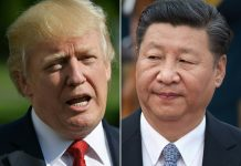 Trump targets China with tariffs on $300bn in goods