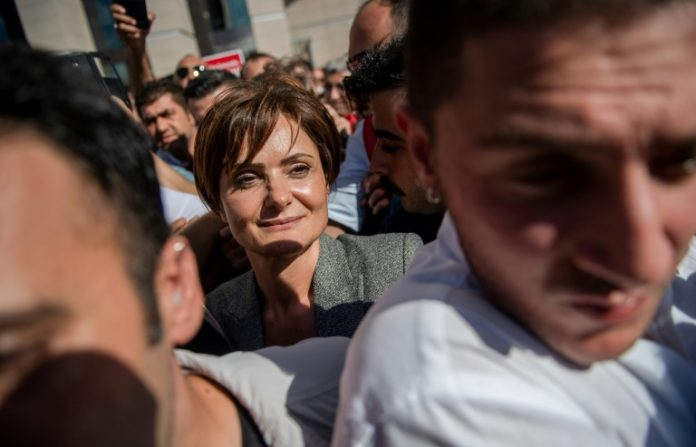 Istanbul opposition leader sentenced to nearly 10 years