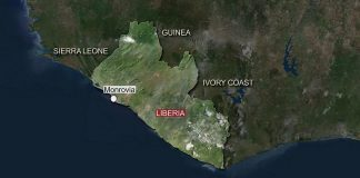 Liberia's Weah condoles with families after school fire kills 27 children