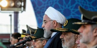 Iran accuses foreign forces of raising Gulf 'insecurity'