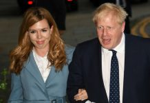 UK's Johnson rallies party with vow to 'get Brexit done'
