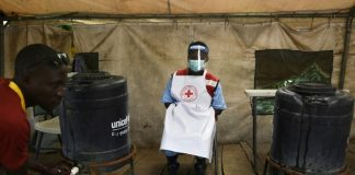 Ebola virus now squeezed into 'corner' of DR Congo: WHO