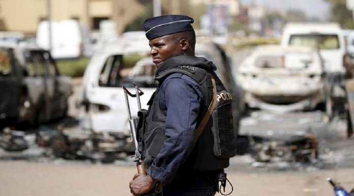 Burkinabe armed force executes 32 terrorists, frees sex slaves