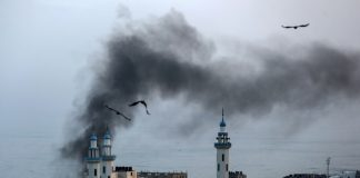 Death toll shoots up as Israel-Gaza violence rages for second day