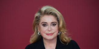 French film icon Catherine Deneuve suffers stroke