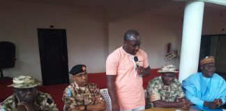 Nigerian Military Taskforce blame LG Chairmen for insecurity