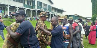 Tears, trust as enemies reconcile before Bougainville independence vote
