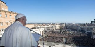 skynewsafrica Pope's Christmas message appeals for peace in global flashpoints