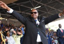 sky news africa Malawi's president appeals court ruling annulling his re-election