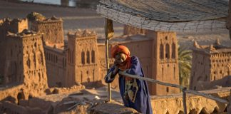 skynewsafrica Morocco fortress village hopes to draw 'Game of Thrones' fans