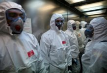 skynewsafrica Europe's virus toll surges but Wuhan cautiously reopens