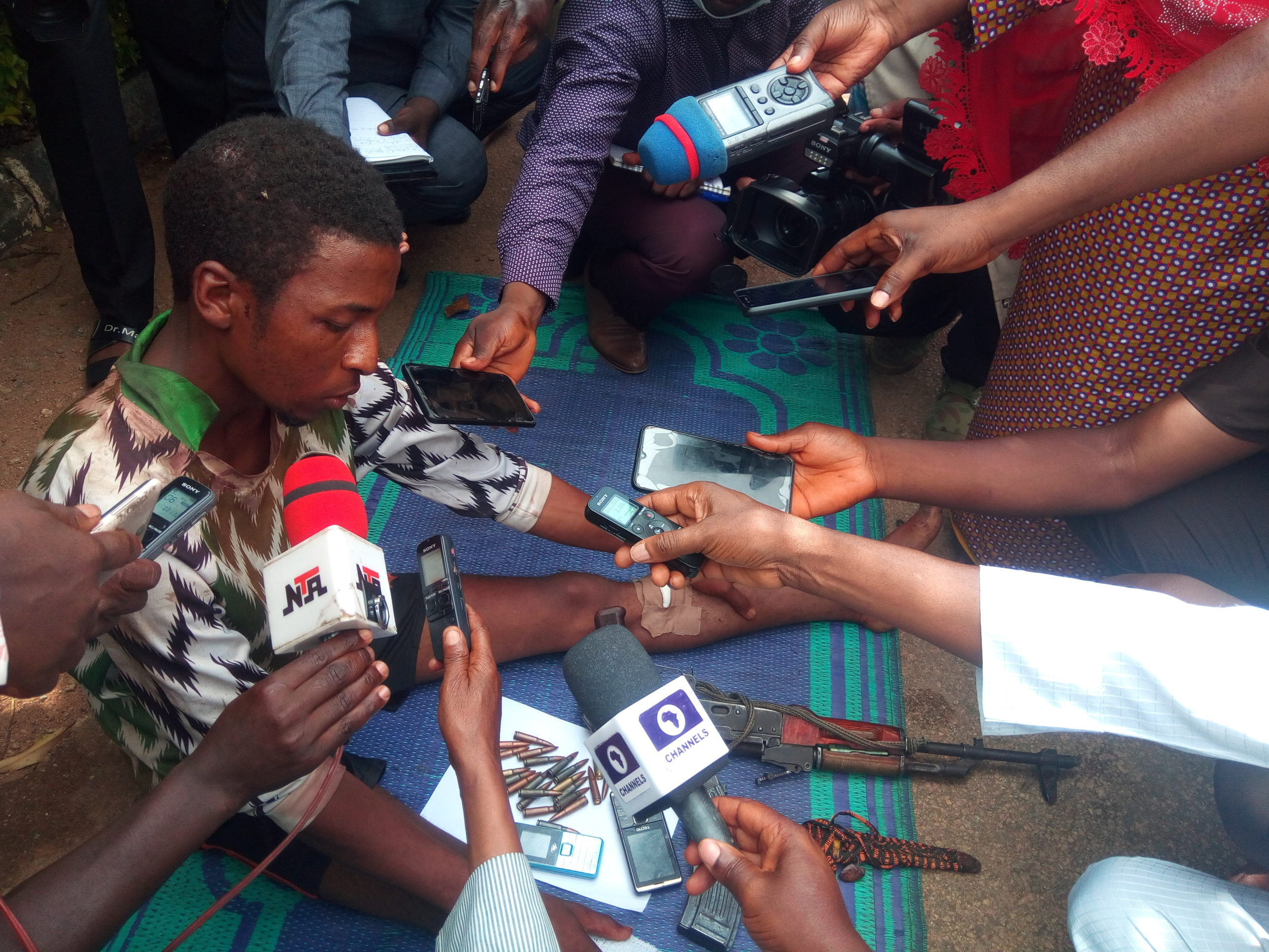 skynewsafrica Police nab killers of Nigeria's Unijos lecturer, rescues other victims