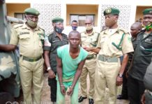 skynewsafrica Nigeria's Military taskforce rearrests escaped prisoner