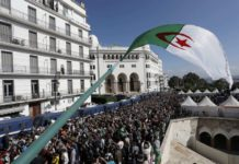 sky news africa Algerian reporter sentenced to 3 years over protest coverage