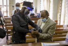 sky news africa 'Hotel Rwanda' hero charged with terrorism in Rwanda court