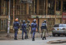 sky news africa Death toll at 37 in Uganda unrest after Bobi Wine's arrest